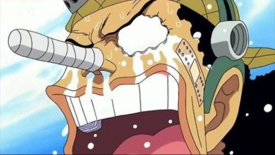 Crying Usopp