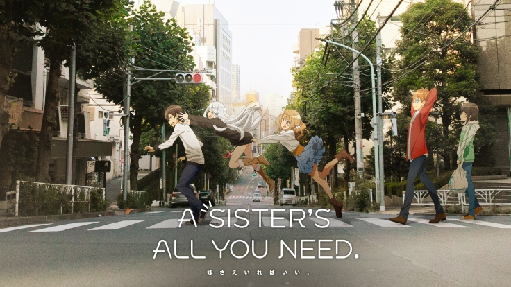 A Sister's All You Need