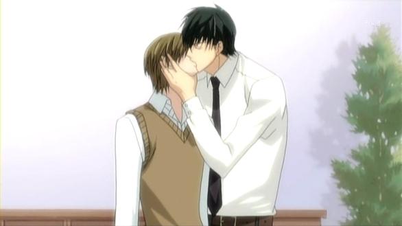 Miyagi and Shinobou